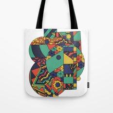 Geomets Tote Bag