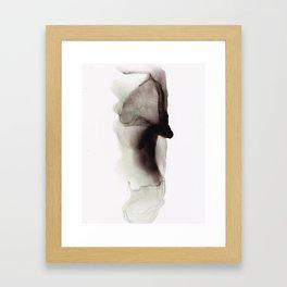 Blac Ink 2 Framed Art Print