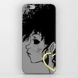 Cracking iPhone Skin