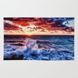 SuNset Waters Rug