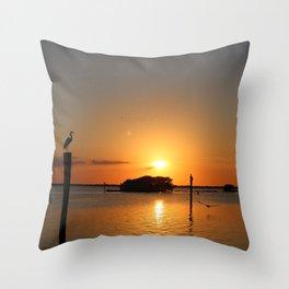 The Night Watch Throw Pillow