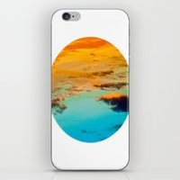 swim iPhone & iPod Skins featuring Swim by Rick Staggs