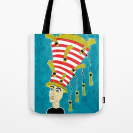 1920's English Cloche Tote Bag