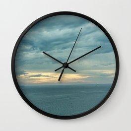 Chesapeake Bay II Wall Clock