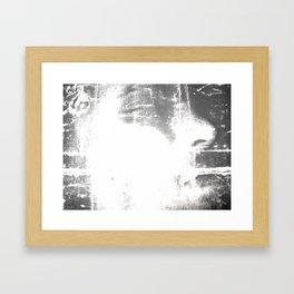 lovd Framed Art Print