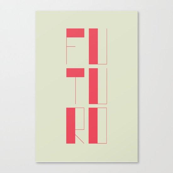 FUTURO Canvas Print