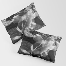 X Ray Blooms Pillow Sham