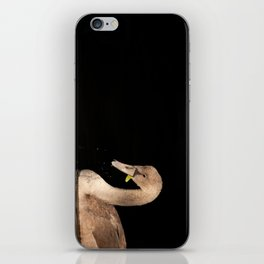Young Swan iPhone Skin