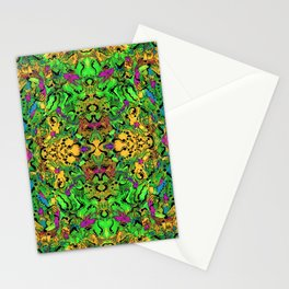 Let There Be Lime Stationery Cards