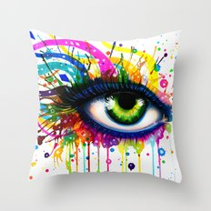 -Intensive- Throw Pillow