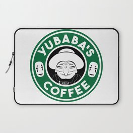 Yubaba's Coffee Laptop Sleeve