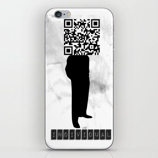 Individual (?!) iPhone & iPod Skin
