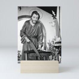 Saint Joseph Mini Art Print