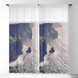 Cliffs of Moher Blackout Curtain