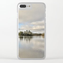 Lasting Impression Clear iPhone Case