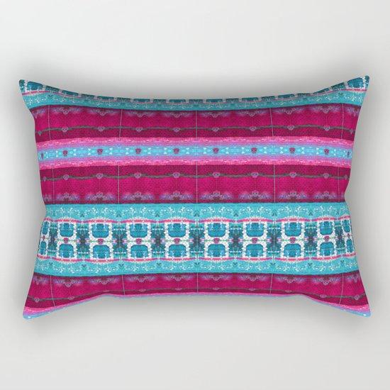 Jesus Mara Rectangular Pillow