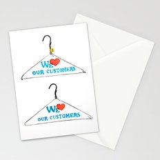 Hanger Appeal Stationery Cards