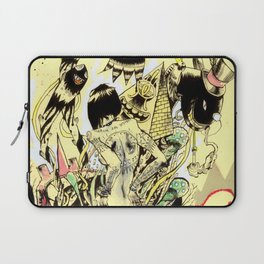 SEARCH & DESTROY. Laptop Sleeve