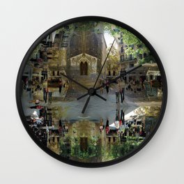 / than the confirmation that another can see, too. Wall Clock