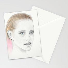 Pretty women Stationery Cards