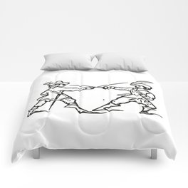 Musketeers Comforters