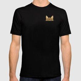Pocket Tabby Cat T-shirt
