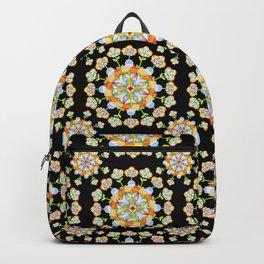 Jaipur Blossom Mandala Backpack