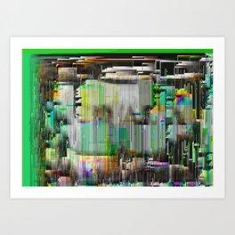 code life 2 Art Print