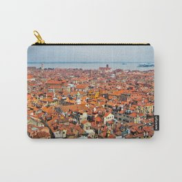 Venice Rooftops Carry-All Pouch