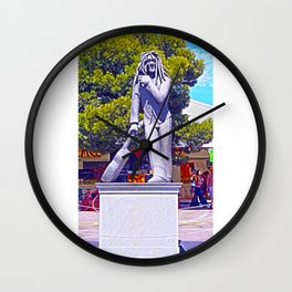 Photographic Rototom 2011  Wall Clock