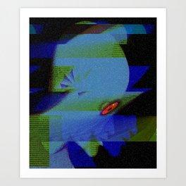 fantastic planet Art Print