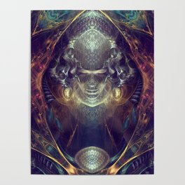 Subconscious New Growth Poster