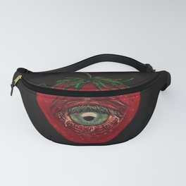 Eye Berry Fanny Pack