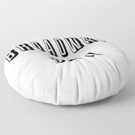 Broadway and Chill Floor Pillow