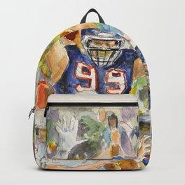 JJ Watt Football Player Backpack