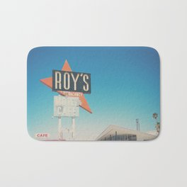 Roys Motel & Cafe ... Bath Mat