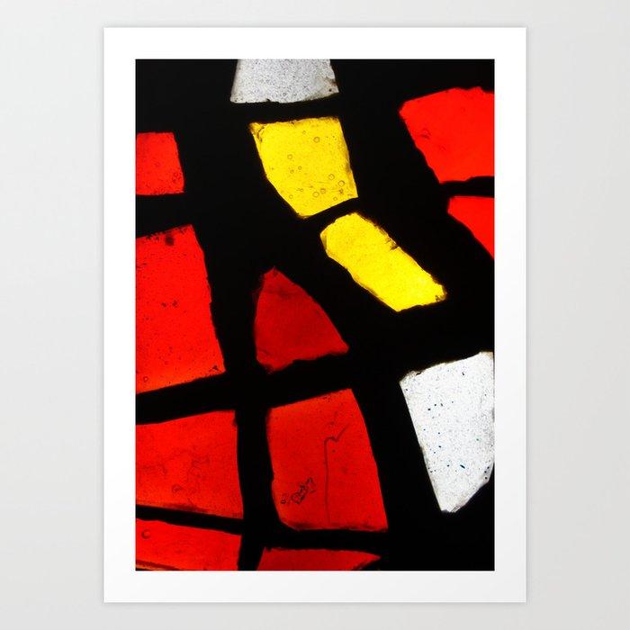 Light and Color Art Print