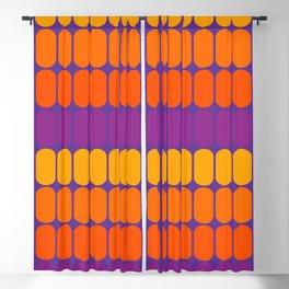 Grape Capsule Blackout Curtain