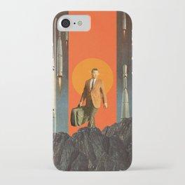 The Departure iPhone Case