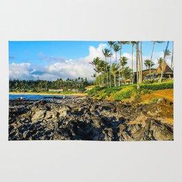 Napili Beach Maui Rug
