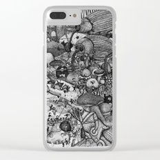 Insectopia Clear iPhone Case