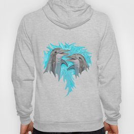 Dolphin Chatter Hoody