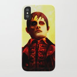 Barnabas Collins iPhone Case