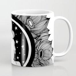 "Inktober, Day 2 ""Tranquil"" #inktober #inktober2018 Coffee Mug"