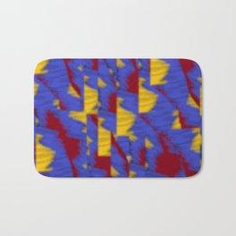 pattern funk colortheme 1 Bath Mat