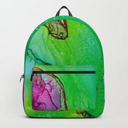 Big Green Backpack