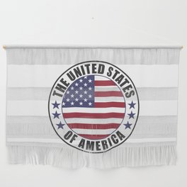 The United States of America - USA Wall Hanging