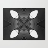 the xx Canvas Prints featuring XX by The Art That Spills