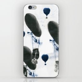 People's palaces iPhone Skin