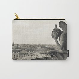 Gargoyle of Notre Dame Carry-All Pouch